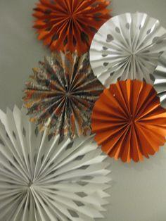 DIY Paper Pin Wheels