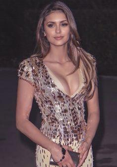 Nina Dobrev, Formal Dresses, Women, Fashion, Dresses For Formal, Moda, Formal Gowns, Fashion Styles, Formal Dress