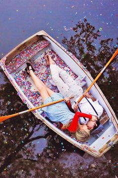 """Engagement Photos That Inspire To Say """"Yes"""" ❤️ engagement photos couple photosession on the boat ❤️ More on the blog: https://ohsoperfectproposal.com/engagement-photos/"""