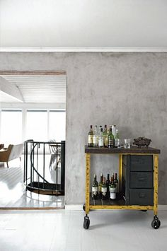 How To Makeover Your At-Home Bar In 3 Steps