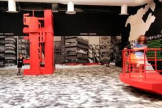 Venice Biennale 2014: Central Pavilion elements of architecture (e o a)  Balcony: with Tom Avermaete