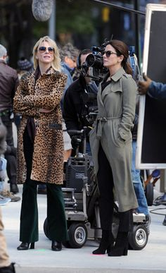 Cate and Sandra