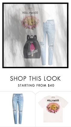"""""""Untitled #233"""" by fkbianka on Polyvore featuring H&M, Gucci and STELLA McCARTNEY"""