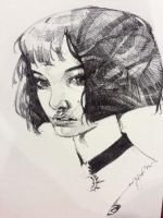 Mathilda by Eric Can