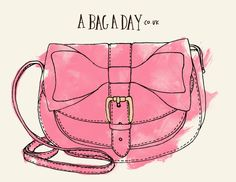 RED Valentino Bow Buckle Small Crossbody Bag