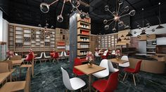 Interior design for Vinexpert - Victoriei (wine bar&bistro)