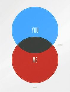 YOU + ME (Me is red priceless)
