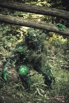 Knightmage's Swamp Thing Cosplay on Project-Nerd