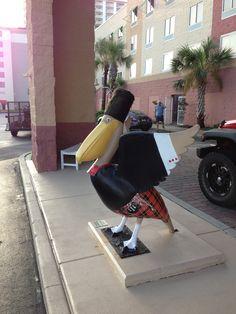 Pensacola Beach Florida-love this little guy! Pensacola Beach Florida, Cow Parade, Southern Architecture, Gulf Breeze, Usa Trip, Travel Usa, Seaside, Paradise, Guy