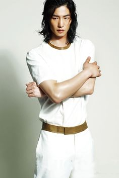 They should at least consider an Asian actor for Link, it's only right. Picture: Song Jae Rim