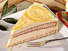 Zitronencreme-Torte - bildderfrau.de