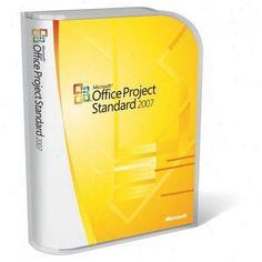 Microsoft Office Project Standard 2007 Product Key