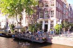 tSmalle  - Jordaan, Amsterdam on Prinsengracht Canal
