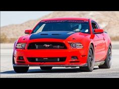 Racing a Supercharged 2013 Ford Mustang at Run the Coast! HOT ROD Unlimited Episode 28