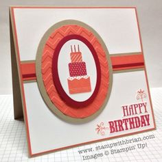 Make a Wish, You're Amazing, Ovals Collection Framelits, Stampin' Up! Z Cards, Paper Cards, Cute Cards, Stampin Up Cards, Birthday Wishes Cards, Handmade Birthday Cards, Greeting Cards Handmade, Scrapbook Paper Crafts, Scrapbook Cards