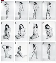 Sample Fine Art Nude Poses - I don't remember life models looking like this Art Poses, Drawing Poses, Life Drawing, Figure Drawing, Nude Photography, Portrait Photography, Anatomy Poses, Figure Poses, Photo Tips
