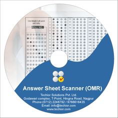 Techior Solutions Pvt. Ltd offers Answer Sheet Scanner (OMR), this software is used to scan and analyze #OMR bubble sheets. Visit us to know more: http://techior.com/AnswerSheetScanner.html or contact 9766616435