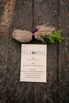 sapling trees as wedding favors!!