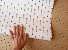 Shelf Liner // Peel and stick // SHEETS 24 X by KateZarembaCompany, $15.00