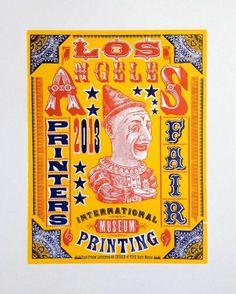 Los Angeles Printers Fair 2013, International Printing Museum