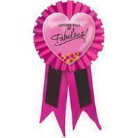 Fabulous Birthday Party Supplies - Pink & Black Damask Decorations - Party City