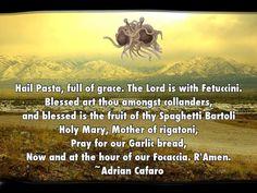 pastafarian prayer