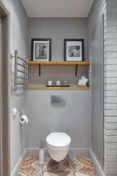 Our half bathroom ideas refer to dual sub-concepts that wrap one bathroom. This can lead to a unique look that makes the area outstanding. Read Gorgeous Half Bathroom Ideas 2020 (For Unique Bathroom) Bathroom Toilets, Wood Bathroom, Bathroom Shelves, Bathroom Interior, Modern Bathroom, Small Bathroom, Bathroom Plants, Bathroom Sinks, Bathroom Organization