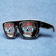 They Live Pin