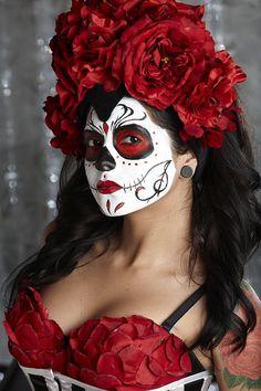 Día de los Muertos  by phOtOny teXas, via Flickr