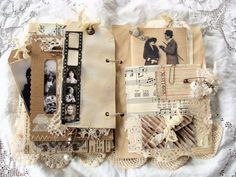 Image result for junk journaling special occasion cards