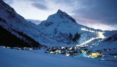 Galtür, Austria, Winter 2011; this is where Engelbert was born