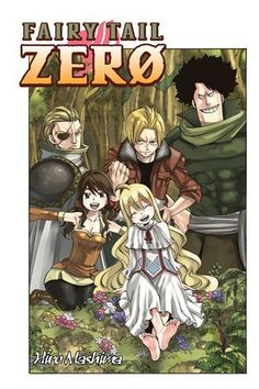 byHiro Mashima LEARNING TO FLYMavis, the future first master of Fairy Tail, lives with her best friend Zera on Sirius Island. At six years old, Mavis is just a