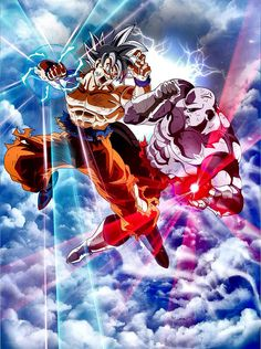 Dragon Ball Heroes Episode 2 - Watch Dragon Ball Heroes Episode 2 on July where Kanbaa unleash Berserk Goku on the Z warriors this will be special Super Goku, Dragonball Super, Dragonball Evolution, Son Goku, Photo Dragon, Goku Vs Jiren, Dragon Ball Gt, Animes Wallpapers, Funny Art