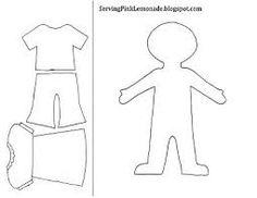 Resultado de imagen de paper dolls