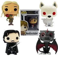 8.99$  Watch here - http://alifcp.shopchina.info/go.php?t=32782183225 - Funko pop vinyl game of thrones daenerys Jon Snow Drogon Tyrion Action Figure Model PVC 10cm Ghost Doll Game Collectible toys   8.99$ #SHOPPING