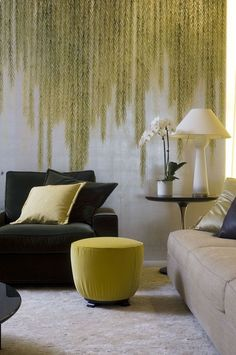 de Gournay: Weeping Willow. Our Collections - Wallpapers & Fabrics Collection - Japanese & Korean Collection |