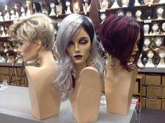Rene of Paris- New Hi-Fashion styles, new colours 2016 Creative wigs Melbourne, ships Australia wide.