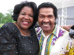 THE Bobby Rush (with Nora Jean Bruso)