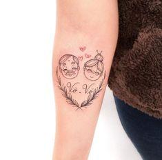 Piercings, Piercing Tattoo, I Tattoo, Name Tattoos On Wrist, Tatoos, Grandparents Tattoo, Simple Tatto, Tattoo Inspiration, Small Tattoos