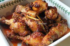 Azie Kitchen: Ayam Masak Serai Yang Sedap