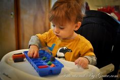 12 Indoor Toddler Activities {12-18 months} - Intentional By Grace