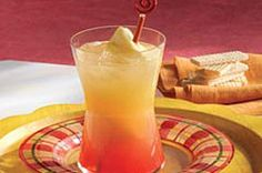 Pineapple-Lemonade Punch recipe. Something for the summer.