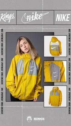 Sports Graphic Design, Fashion Graphic Design, Graphic Design Posters, Graphic Design Inspiration, Email Design, Logo Design, Nike Sportwear, Kings Sneakers, Royal Logo