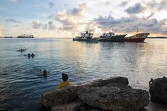 The Republic of the Marshall Islands have been making ripples in global news lately. Fresh off a strong gathering at COP 21 in Paris, where the Honorable Tony de Brum (ex. Minister of Foreign Affai…