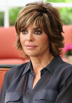Admirable Lisa Rinna Hairstyles Lisa Rinna Haircut Pictures Celebrity Hairstyles For Women Draintrainus