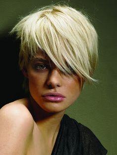 HAIR INK.: SHORT BLONDE HAIR