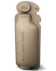 Paper Water Bottles