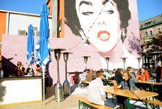 Dacha Beer Garden Best New Fall Restaurants  Washington DC