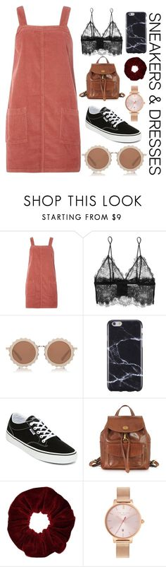"""""""•"""" by paaulaan ❤ liked on Polyvore featuring Dorothy Perkins, Anine Bing, House of Holland, FingerPrint Jewellry, Vans, The Bridge, Miss Selfridge and Ted Baker"""