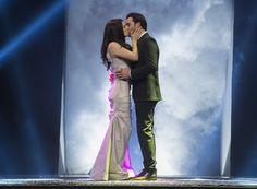 """TELEVISA presenta la nueva producción de Mapat, una historia original donde el amor se dividirá entre tres personas y donde estarán atados a un: """"Corazón que miente""""."""